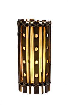 Free Indonesian Style Lamp Stock Image - 20918121