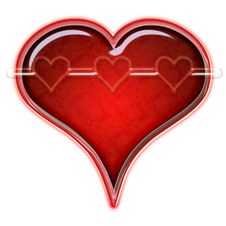 Free 3d Heart Stock Images - 20919774