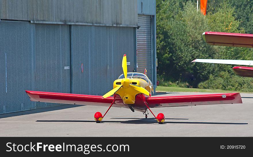 Small ariplane