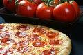 Free Pepperoni Pizza Royalty Free Stock Photos - 20923078