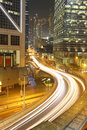 Free Traffic In Downtown Of A City Stock Image - 20926011