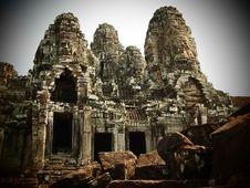 Free Bayon Angkor Thom Stock Images - 20920274