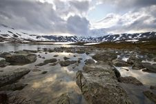 Free Landscape In Norway Royalty Free Stock Images - 20920369
