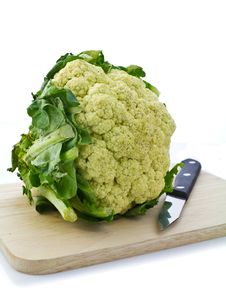 Free Cauliflower Stock Photography - 20920522