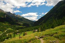 Free San Domenico, Varzo. Italian Alps Stock Photos - 20921463