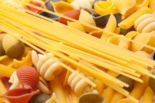 Free Spaghetti Pasta Stock Photography - 20921592
