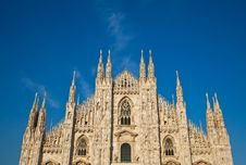 Free Milan Cathedral Stock Images - 20921974