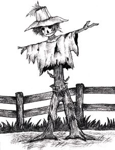 Free Scarecrow Stock Photos - 20922113
