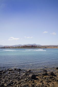 Fuerteventura Stock Image