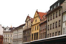 Free Architecture  In Prague Royalty Free Stock Photography - 20922807