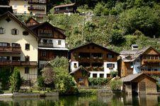Free Hallstatt, A Village In Salzkammergut, Austria Stock Photo - 20922970
