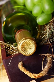 Free Beautiful Wine Composition Stock Photography - 20922992