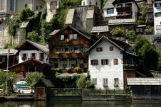 Free Hallstatt, A Village In Salzkammergut, Austria Royalty Free Stock Photography - 20923047