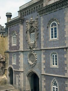 Free Sintra-Portugal Royalty Free Stock Photo - 20923065