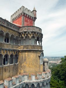 Free Sintra-Portugal Royalty Free Stock Photos - 20923098