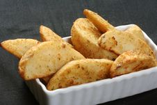 Free Potato Wedges Royalty Free Stock Images - 20923209