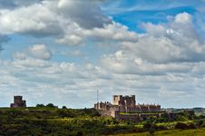 Free Dover Castle And Church Stock Photography - 20924202