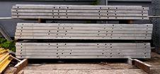 Free Metal Girder In Group Stock Image - 20924341