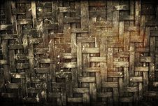 Free The Old Bamboo Texture Stock Photo - 20925080