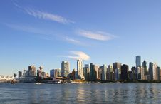 Free Vancouver  Cityscape Stock Images - 20925184