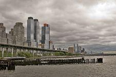 Free View Of Mid-town Manhattan Stock Photos - 20925323