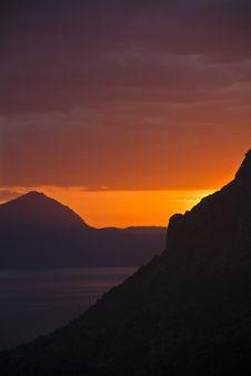 Free Sunset Stock Photo - 20925550