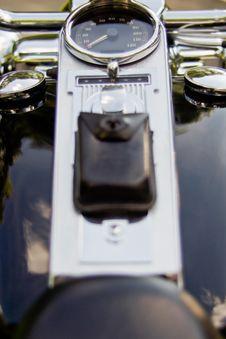 Free Motorcycle, Detail Stock Photo - 20925690