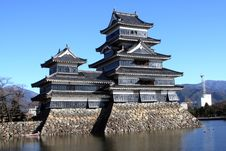 Matsumoto Castle Royalty Free Stock Photos
