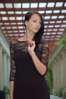 Free Romantic Portrait Royalty Free Stock Images - 20927679