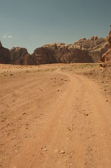 Free Wadi Rum Stock Photo - 20928030
