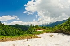 Free Mountain Landscape Royalty Free Stock Images - 20928939