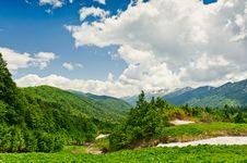 Free Mountain Landscape Stock Photo - 20928960