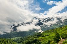 Free Mountain Landscape Stock Photography - 20928962