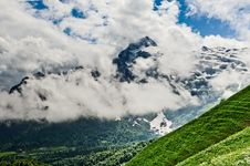 Free Mountain Landscape Royalty Free Stock Photos - 20928968
