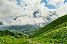 Free Mountain Landscape Stock Photos - 20928973