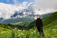 Free Mountain Landscape Royalty Free Stock Image - 20928986