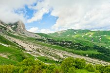 Free Mountain Landscape Stock Images - 20929014