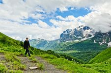 Free Mountain Landscape Stock Photography - 20929022