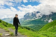 Free Mountain Landscape Stock Image - 20929041