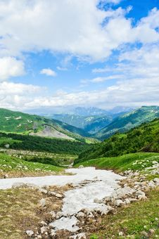 Free Mountain Landscape Stock Image - 20929081