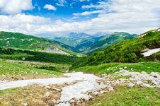Free Mountain Landscape Royalty Free Stock Photo - 20929085