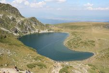 Free Rila Lake Babreka Stock Photography - 20929242