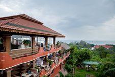 Free Beach Hotel Balcony Royalty Free Stock Image - 20929426