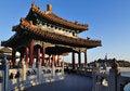 Free The Beihai Park Five-Dragon Pavilion,Beijing Stock Photos - 20931953