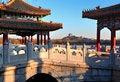 Free The Beihai Park Five-Dragon Pavilion,Beijing Royalty Free Stock Photos - 20931958