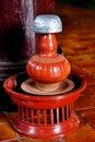 Free Thai Style Water Pot Stock Photo - 20934730