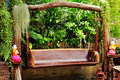 Free Wood Bench Royalty Free Stock Photo - 20934935