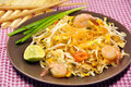 Free Thai Stir Fried Noodles Stock Photo - 20938570