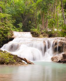 Free Waterfall In Thailand Royalty Free Stock Photo - 20930885