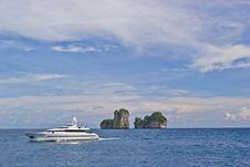 Free Yacht Boat Stock Photos - 20931673